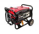 GRUPO ELECT. F1 NAFTA 15HP MAX/NOM: 7000W/6600W(8KVA) A.ELECT. KUSHIRO